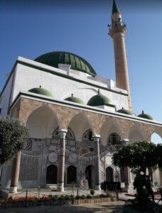 מסגד אל ג'זאר בעכו העתיקה