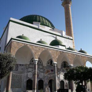 מסגד אל-ג'זאר בעכו העתיקה
