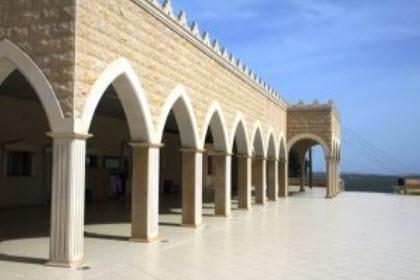 חצר נבי סאבאלאן