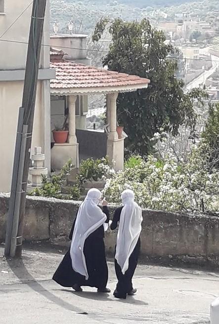 נשים בלבוש מסורתי