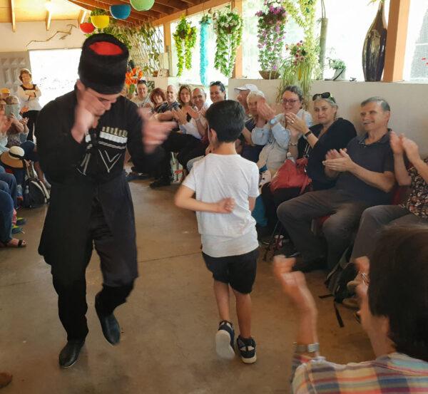 ריקוד עממי צ'רקסי