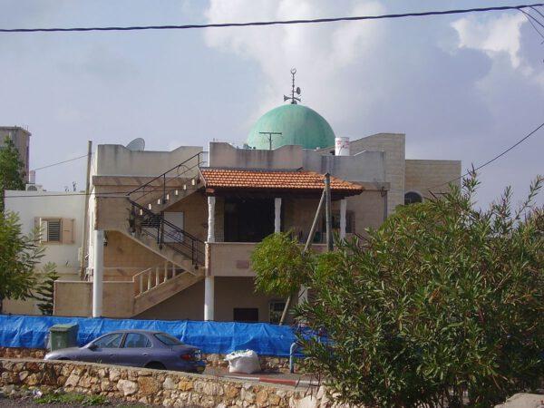מסגד וכיפת המסגד