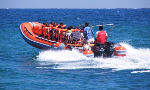 שייט ביאכטה בים התיכון