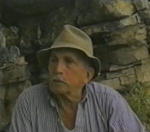 פורטרט של נורמן מייסד שביל נורמן